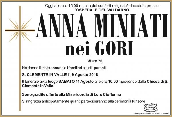 Anna Miniati