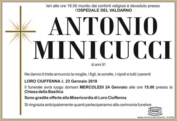 Giuseppantonio Minicucci