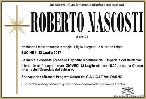 Roberto Nascosti