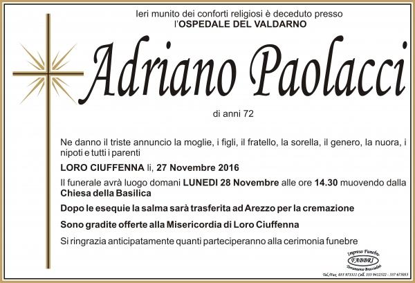 Adriano Paolacci