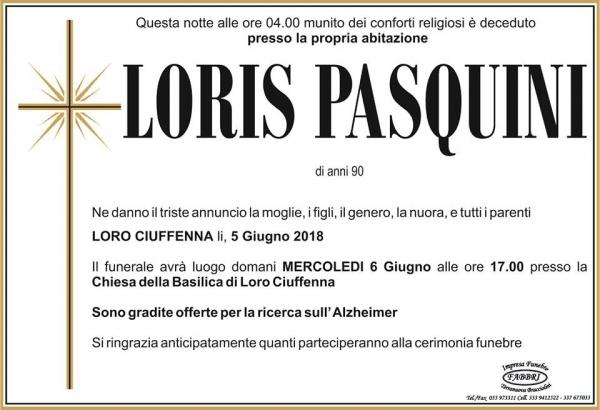 Loris Pasquini