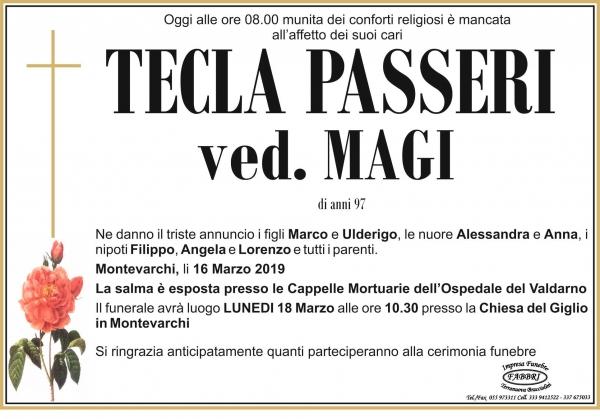 Tecla Passeri