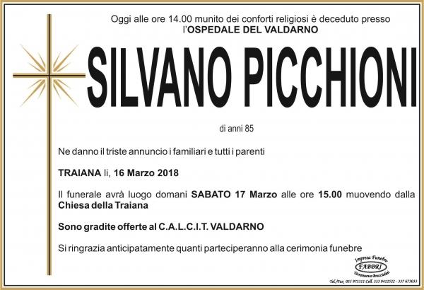 Silvano Picchioni