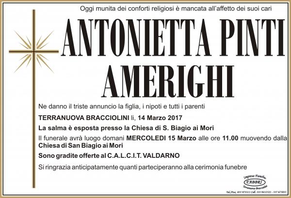 Antonietta Pinti