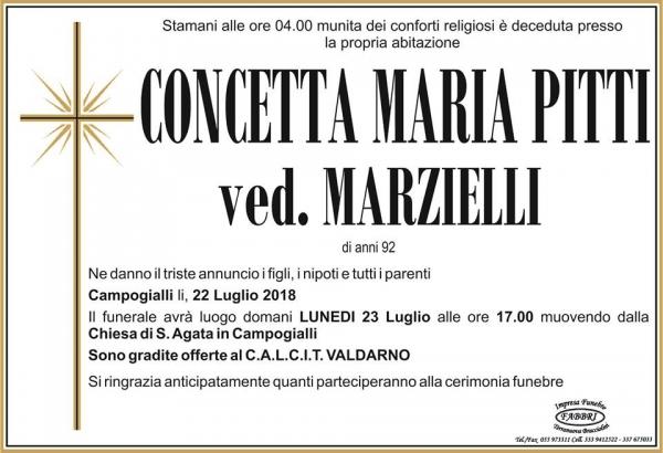 Concetta Maria Pitti