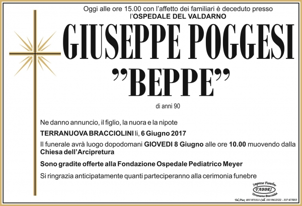 Giuseppe Poggesi