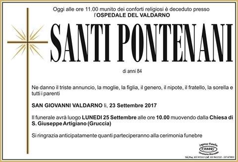 Santi Pontenani