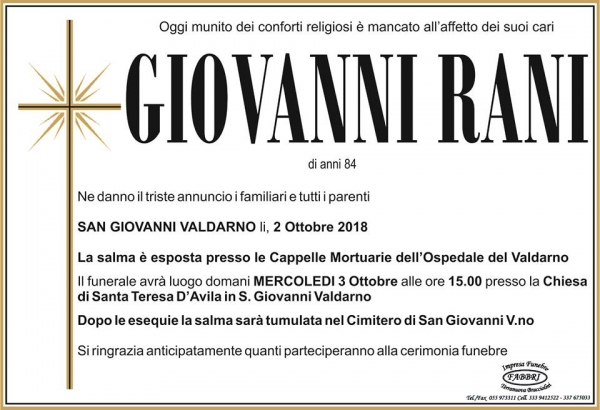 Giovanni Rani