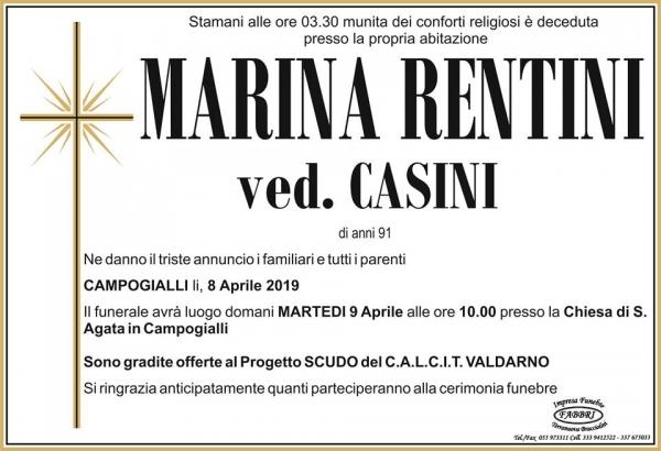 Marina Rentini