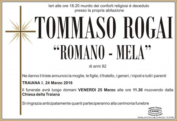 Tommaso Rogai