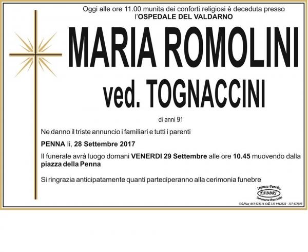 Maria Romolini