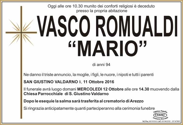 Vasco Romualdi