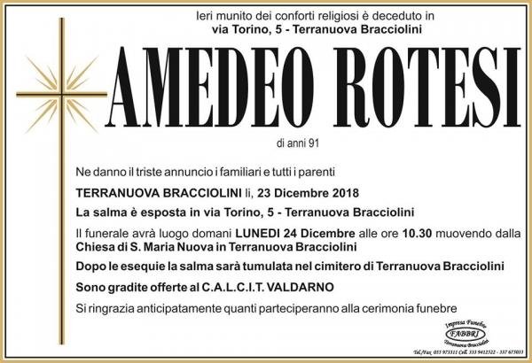 Amedeo Rotesi