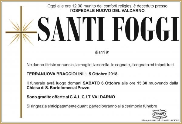 Santi Foggi