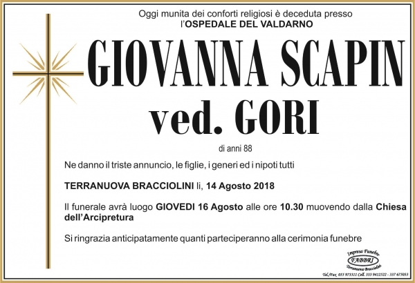 Giovanna Scapin