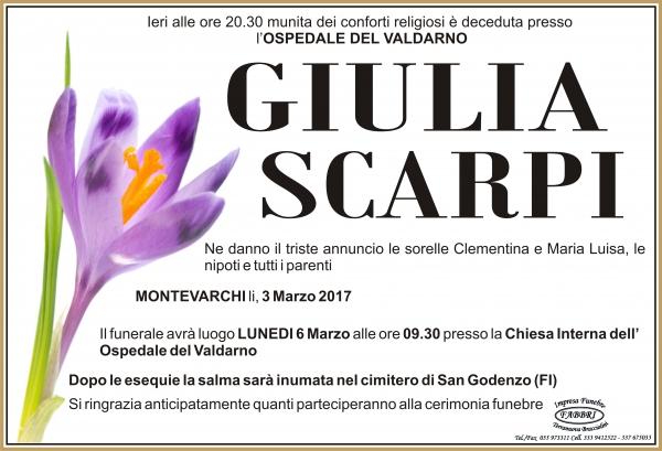 Giulia Scarpi