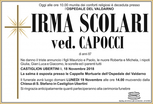 Irma Scolari