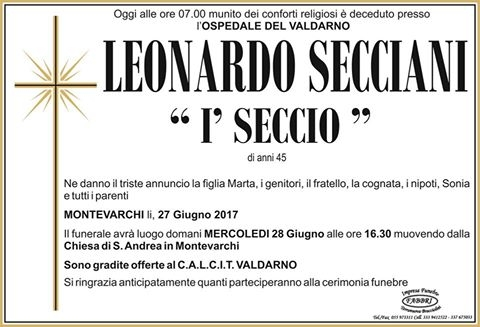 Leonardo Secciani