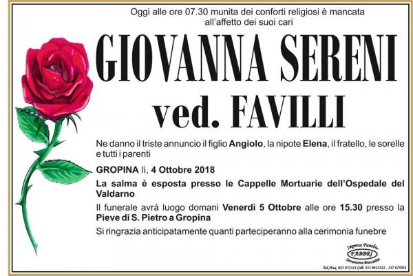 Giovanna Sereni