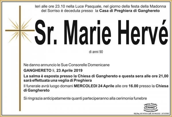 Suor Marie Hervé