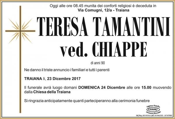 Teresa Tamantini