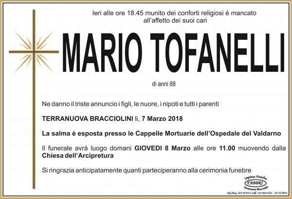 Mario Tofanelli