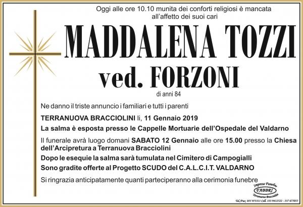 Maddalena Tozzi