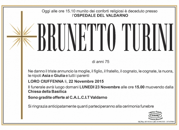 Brunetto Turini