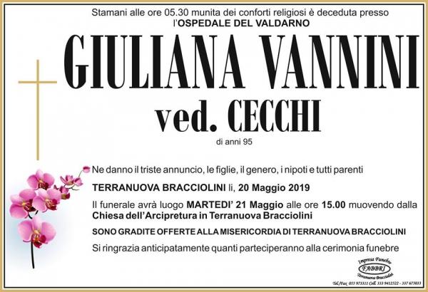 Giuliana Vannini