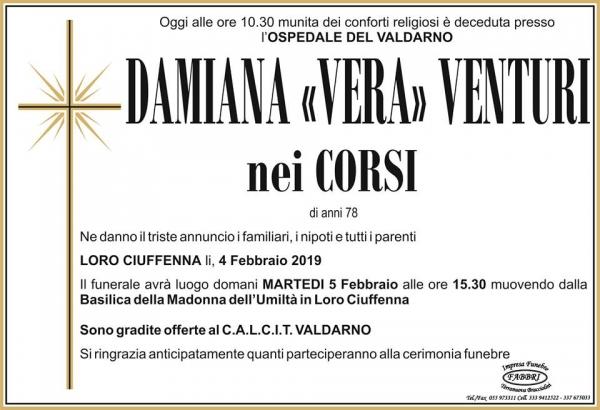 Damiana Venturi