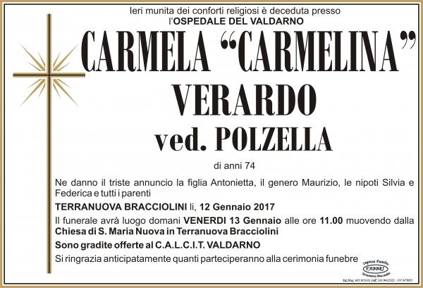 "Carmela ""Carmelina"" Verardo"