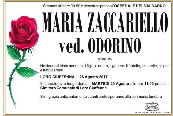 Maria Zaccariello