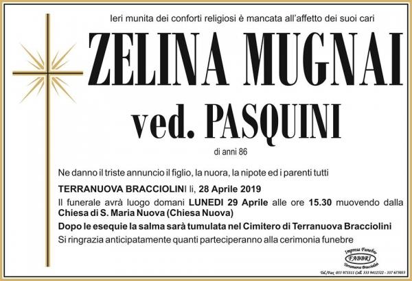 Zelina Mugnai