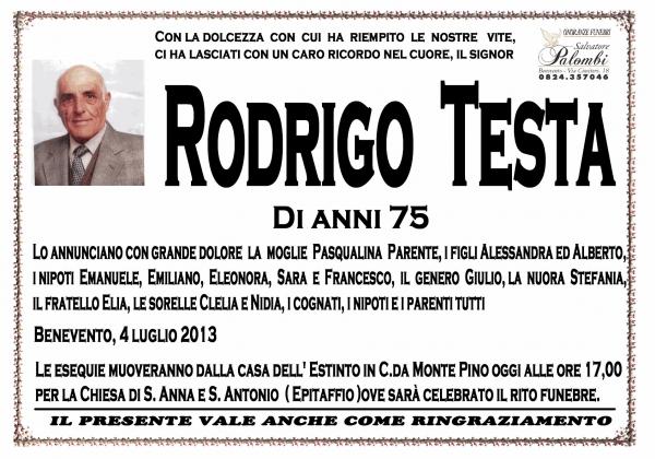 Rodrigo Testa