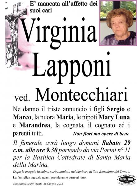 Virginia Lapponi