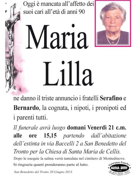 Maria Lilla