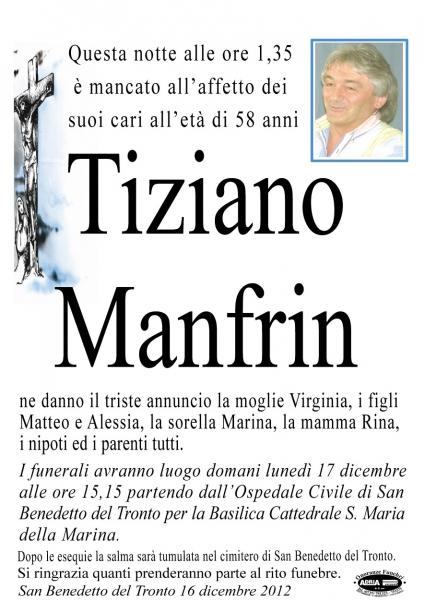 Tiziano Manfrin