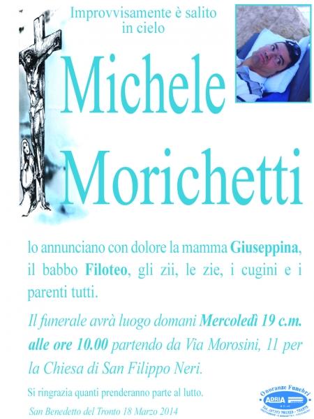 Michele Morichetti