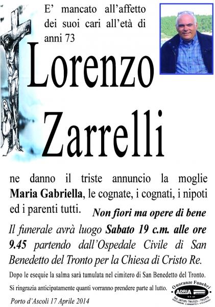 Lorenzo Zarrelli