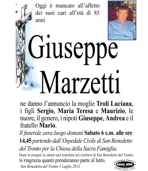 Giuseppe Marzetti