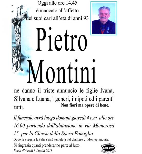 Pietro Montini