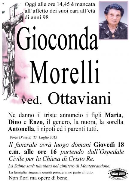 Gioconda Morelli