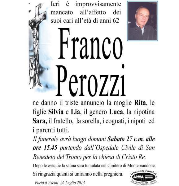 Franco Perozzi