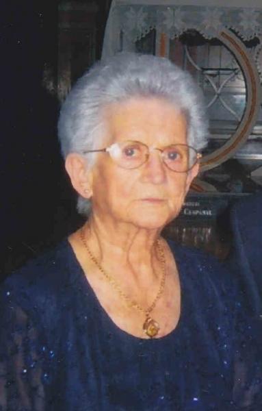 Antonia Servodio