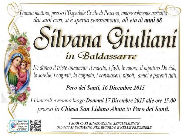 Silvana Giuliani