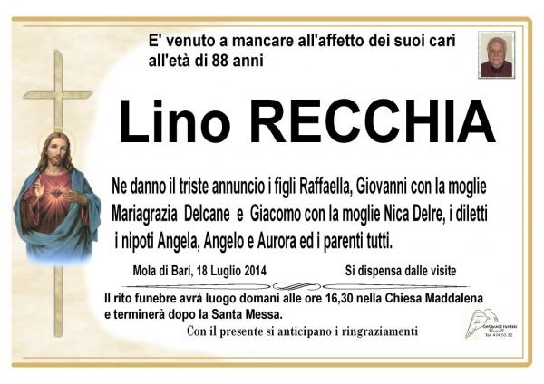 Lino Recchia