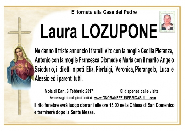 Laura Lozupone