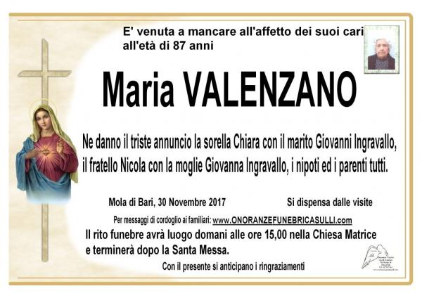 Elisabetta Valenzano