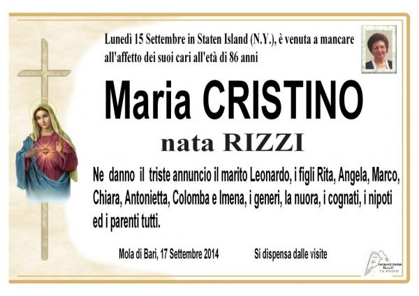 Maria Cristino