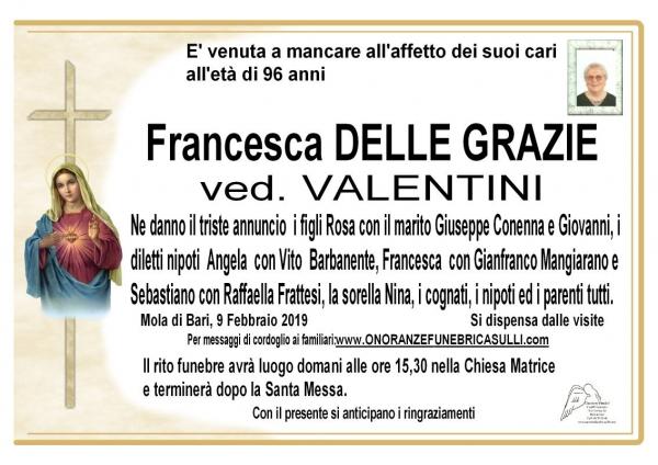 Francesca DELLEGRAZIE